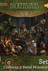 Demented Games Dickensians Set 1