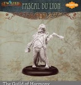Demented Games Pascal Du Lyon -Metal