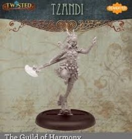 Demented Games Tzandi - Metal