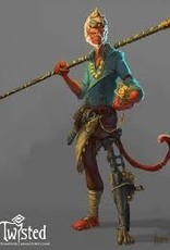 Demented Games The Monkey King