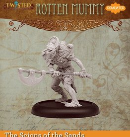 Demented Games Rotten Mummy