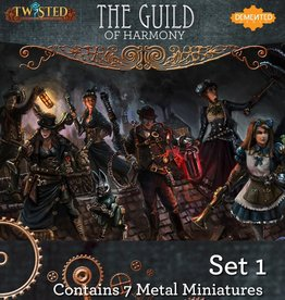 Demented Games Guild of Harmony Set 1