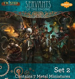 Demented Games Servants Set 2