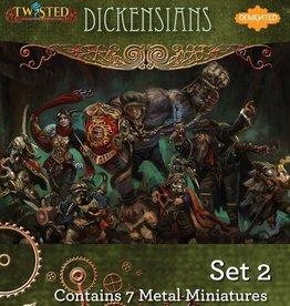 Demented Games Dickensians Set 2