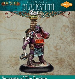 Demented Games Gentlefolk Blacksmith