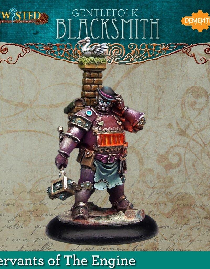 Demented Games Gentlefolk Blacksmith