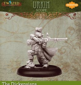 Demented Games Urkin Shooter - Scope - Resin
