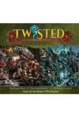 Demented Games Twisted Rulebook Box