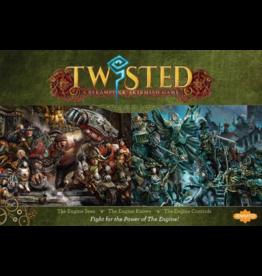 Demented Games Twisted Rulebook Box