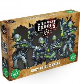 Warcradle Grey Elite Myriad Box