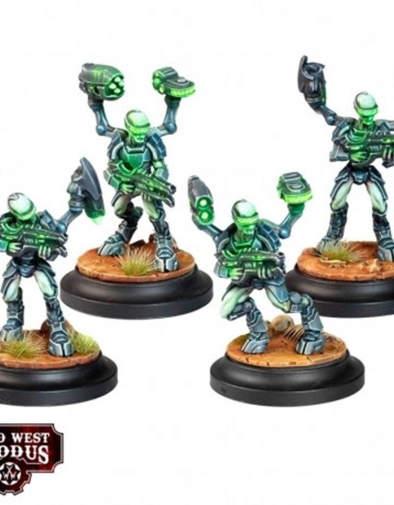 Warcradle Grey Elite Myriad Box
