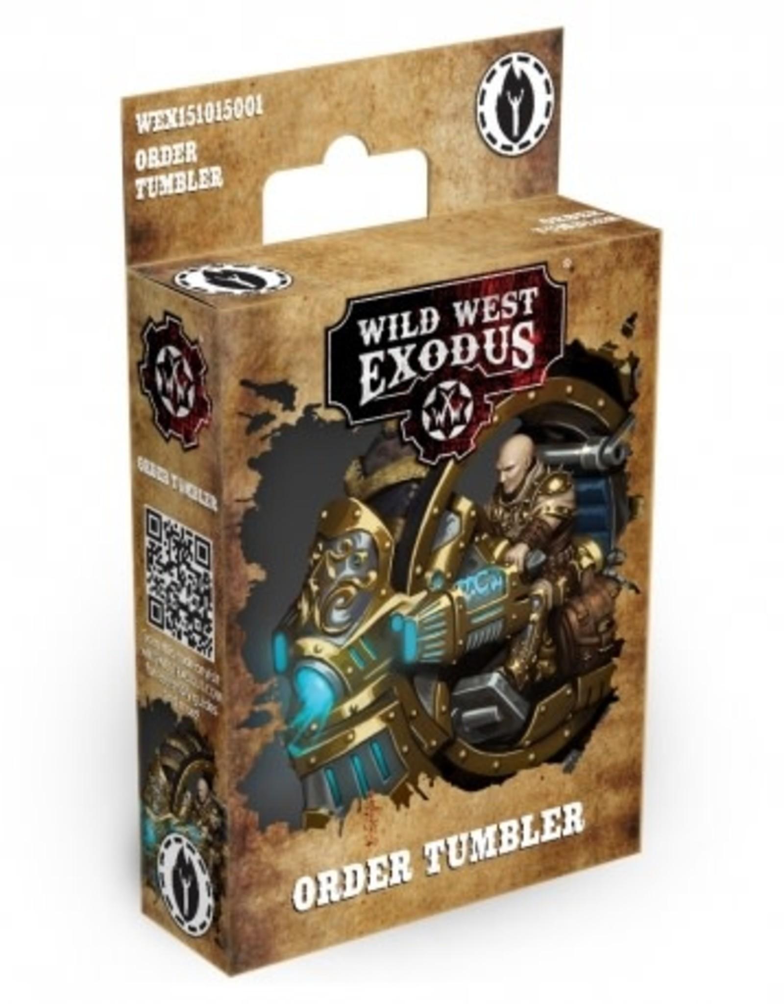 Warcradle Order Tumbler