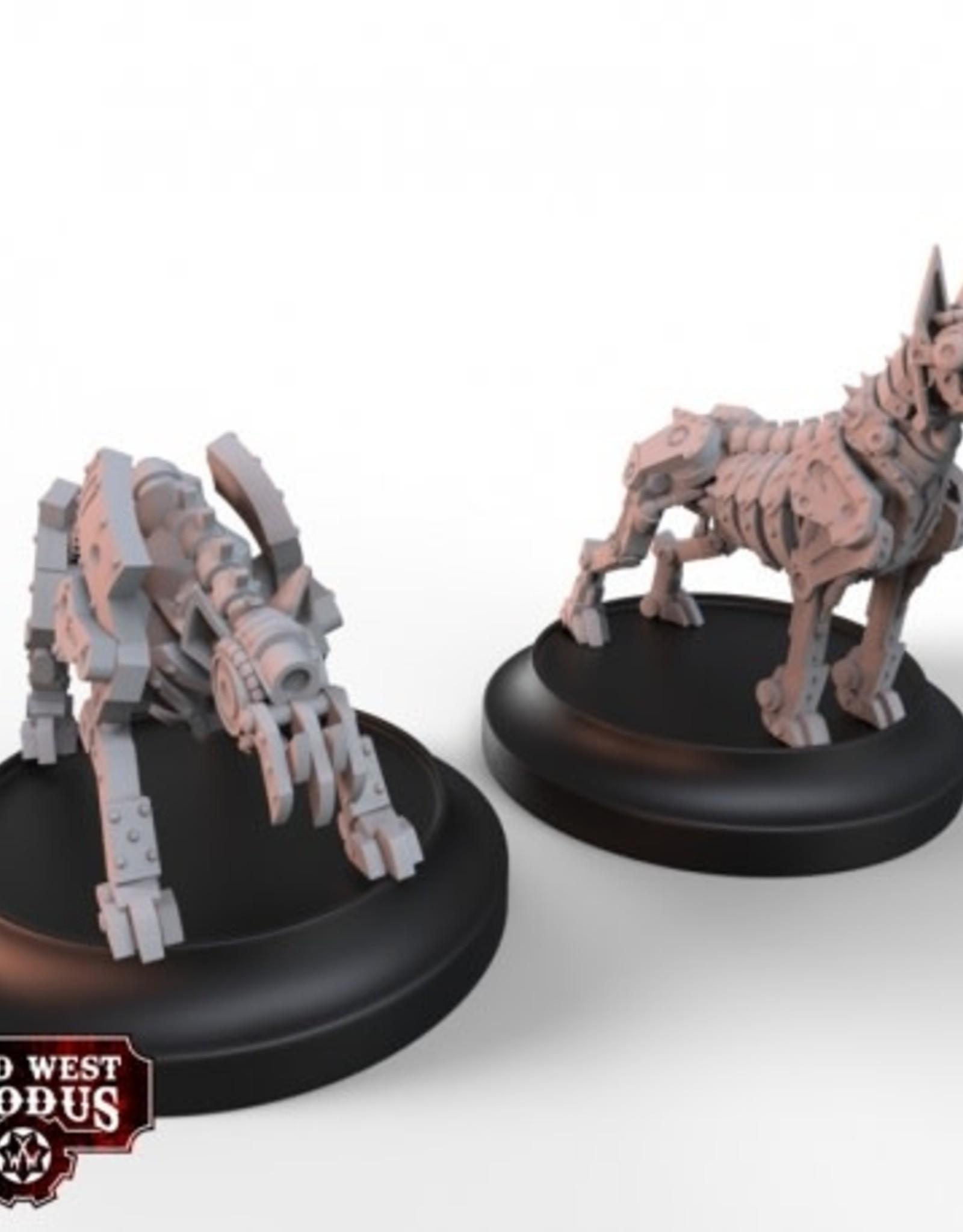 Warcradle K9 Attack Dogs