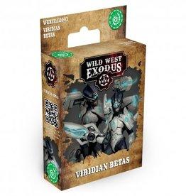 Warcradle Viridian Betas