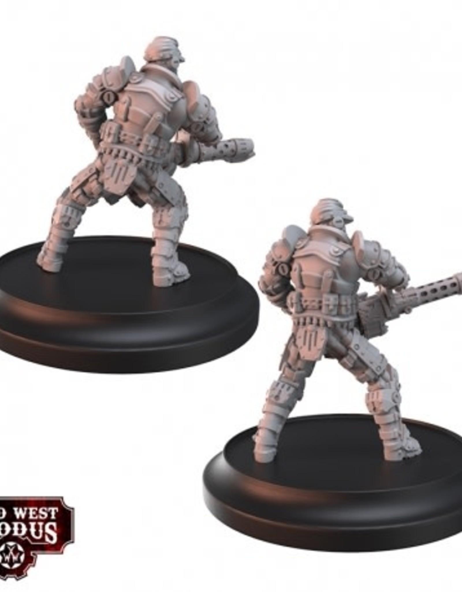 Warcradle UR-31 G.I. Bots