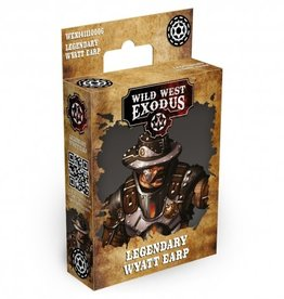 Warcradle Legendary Wyatt Earp