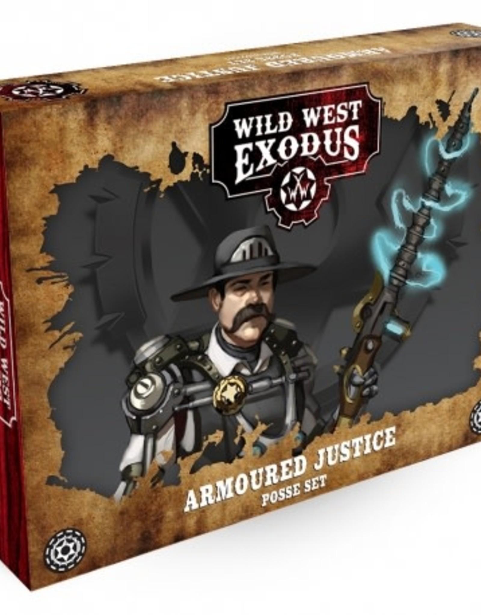 Warcradle Armoured Justice Posse Box