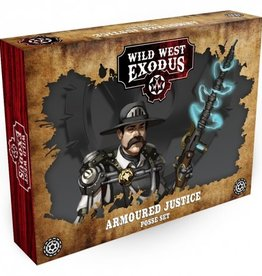 Warcradle Armoured Justice Posse Box