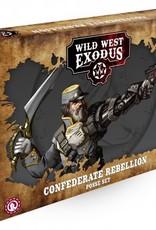 Warcradle Confederate Rebellion Posse Box