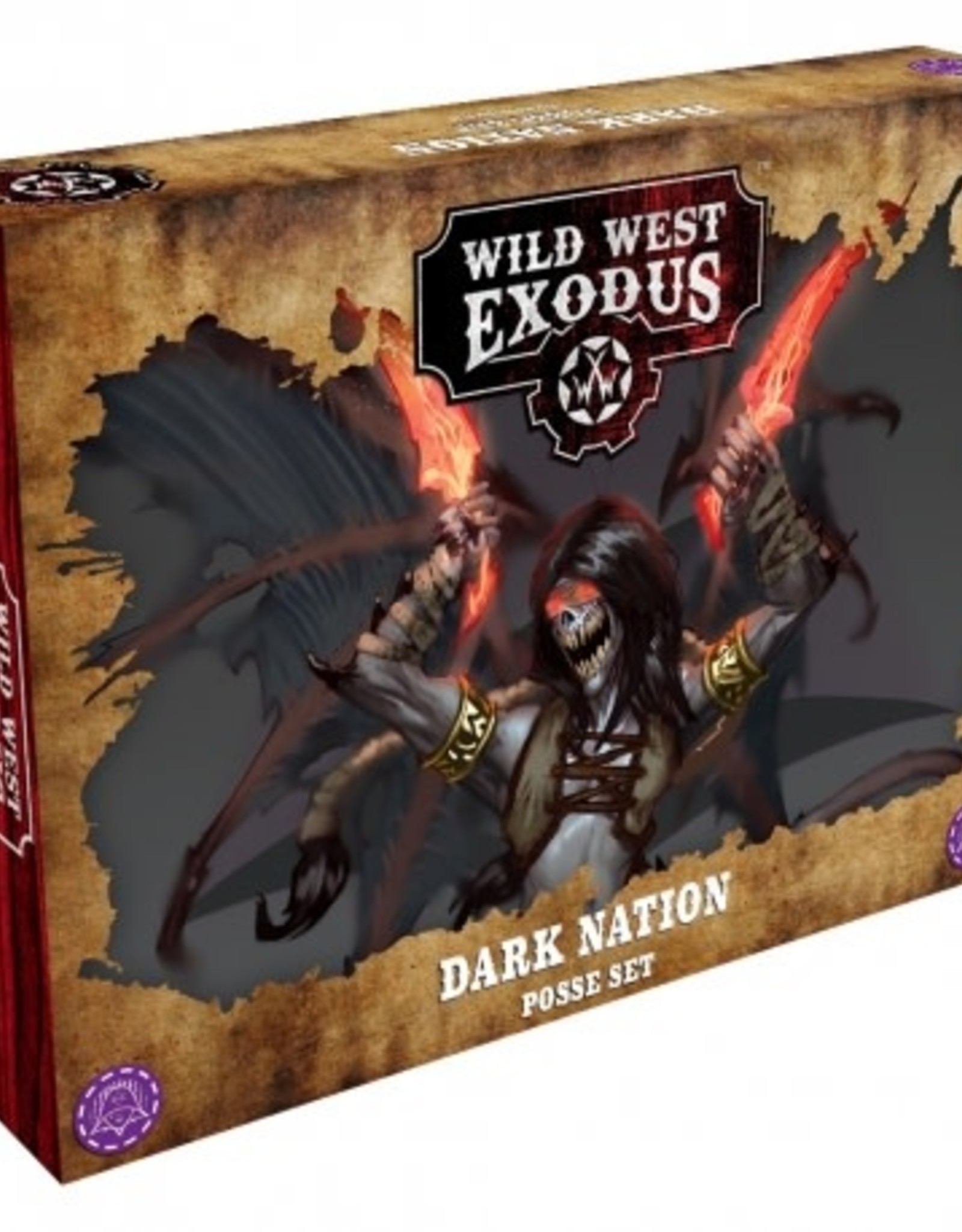 Warcradle Dark Nation Posse Box