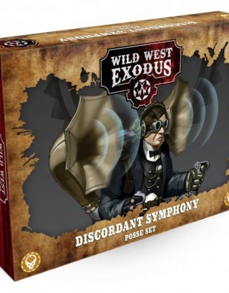 Warcradle Discordant Symphony Posse Box