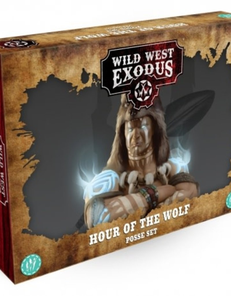 Warcradle Hour of the Wolf Posse Box