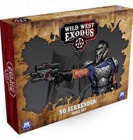 Warcradle No Surrender! Posse Box