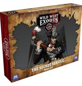 Warcradle The Secret Service Posse Box
