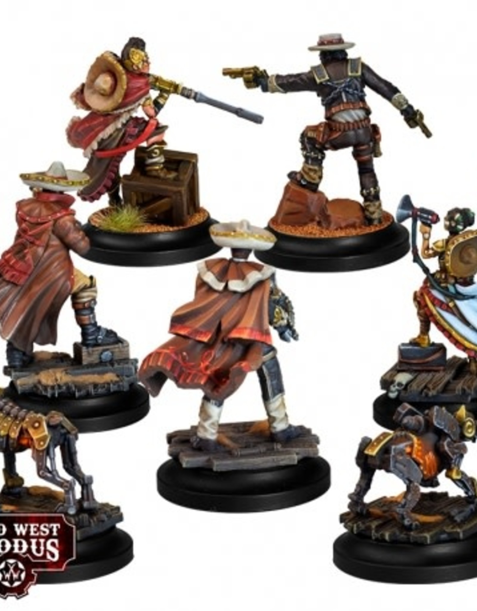 Warcradle The Golden Army Posse Box
