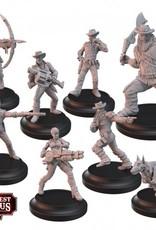 Warcradle The Deadly Seven Starter Set