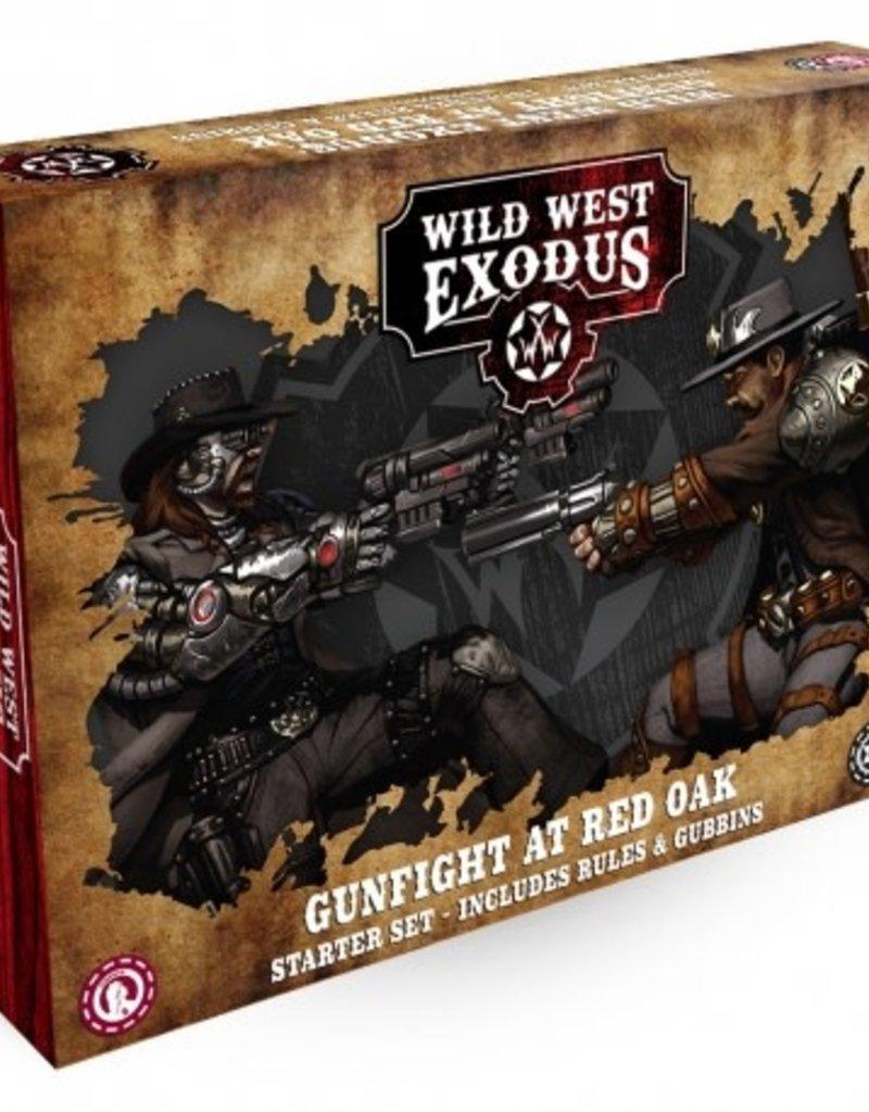 Warcradle Gunfight at Red Oak 2 Player Starter