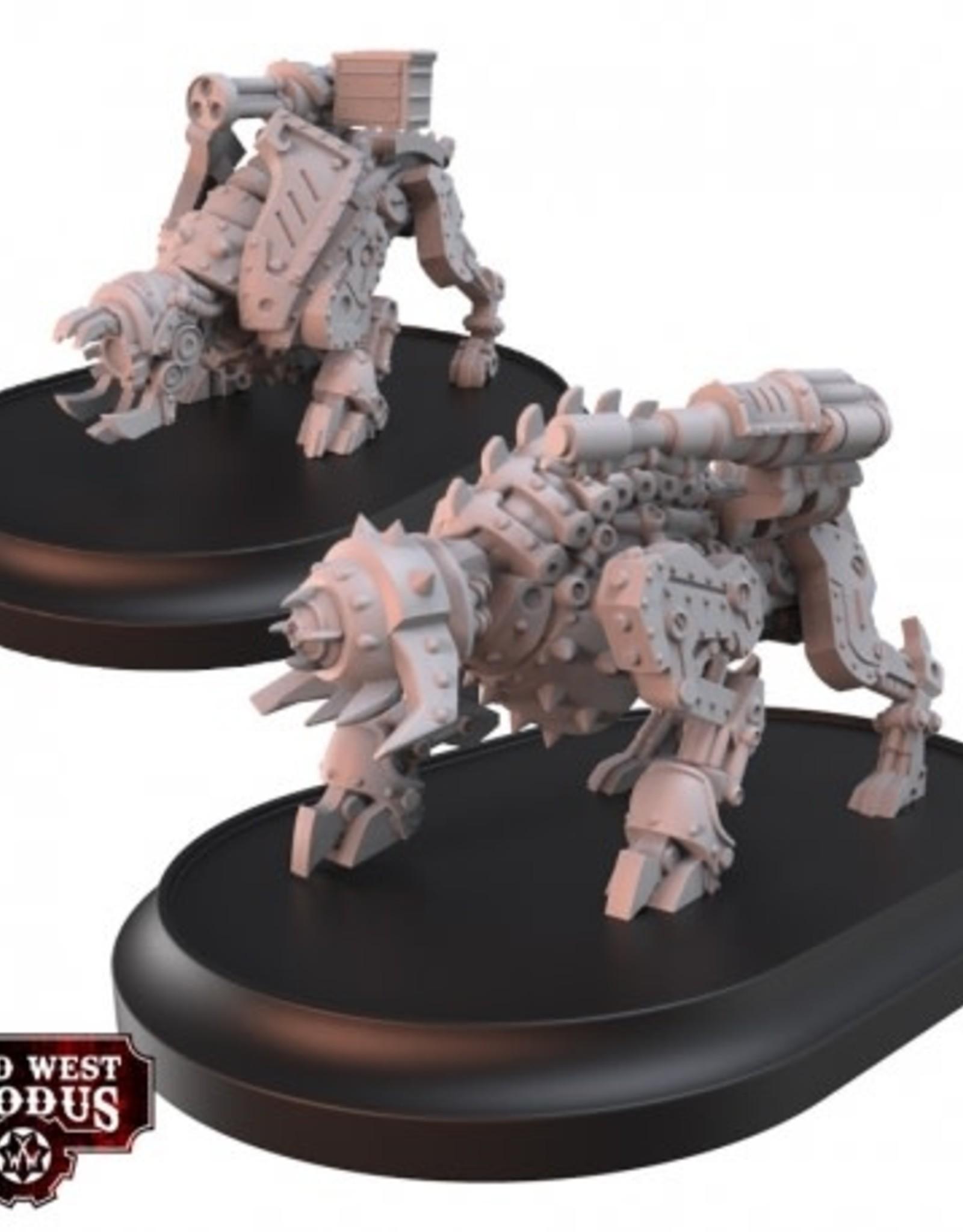 Warcradle K9 Gun Dogs