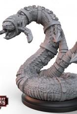 Warcradle Nazombu Snake