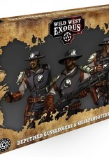 Warcradle Deputised Gunslingers & Sharpshooters