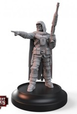 Warcradle Rebel Scouts & Dixie Snipers
