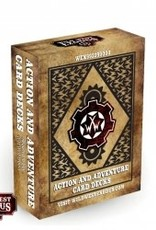 Warcradle Action and Adventure Cards Deck