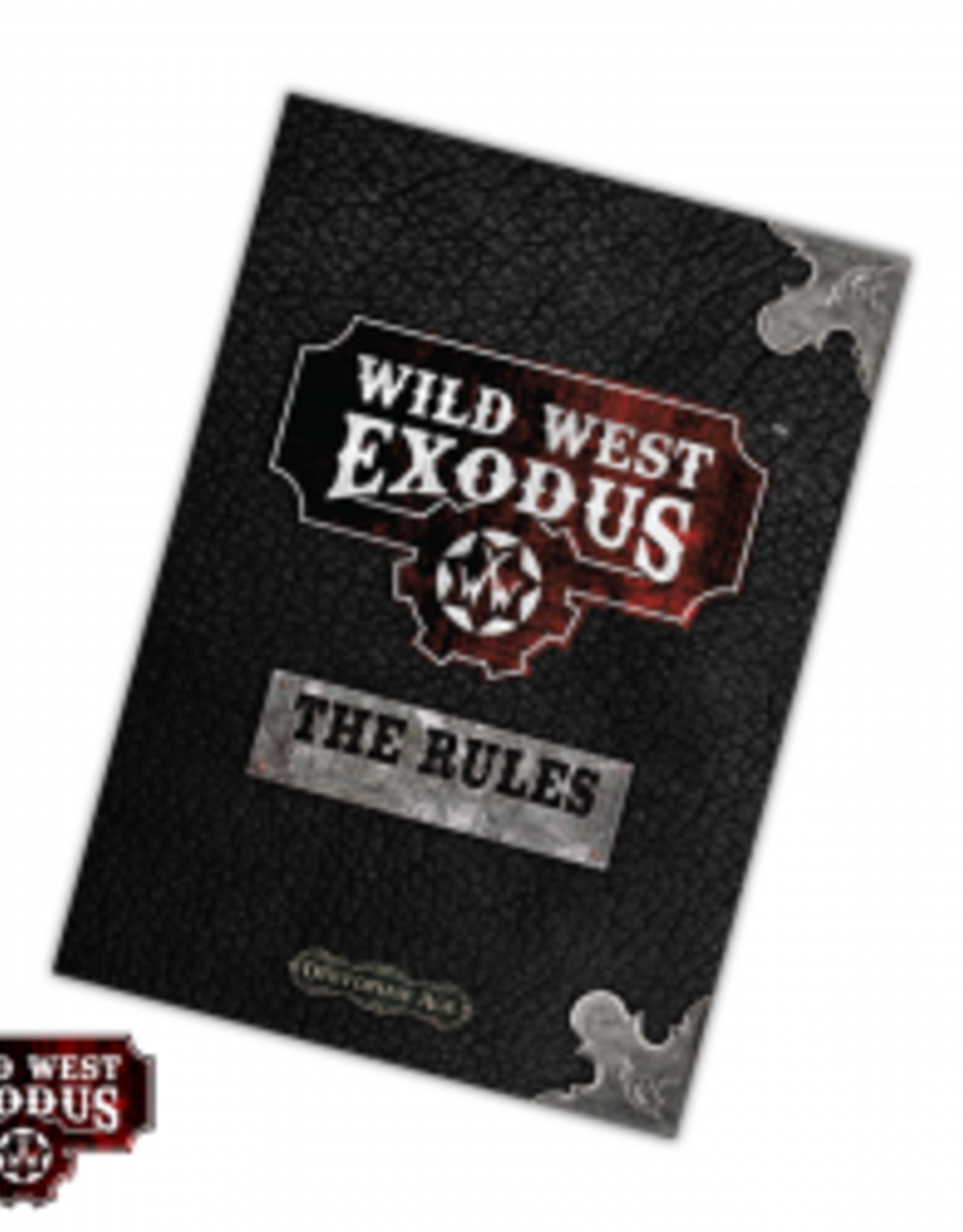 Warcradle Wild West Exodus Rule Book