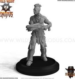 Warcradle Brave with Plainswalker Crossbow