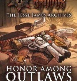 Warcradle Wild West Exodus Novel: Honor Among Outlaws