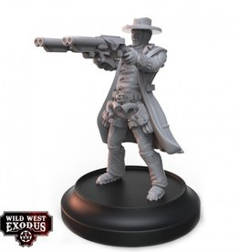 Warcradle Sheriff Mick Ironclad
