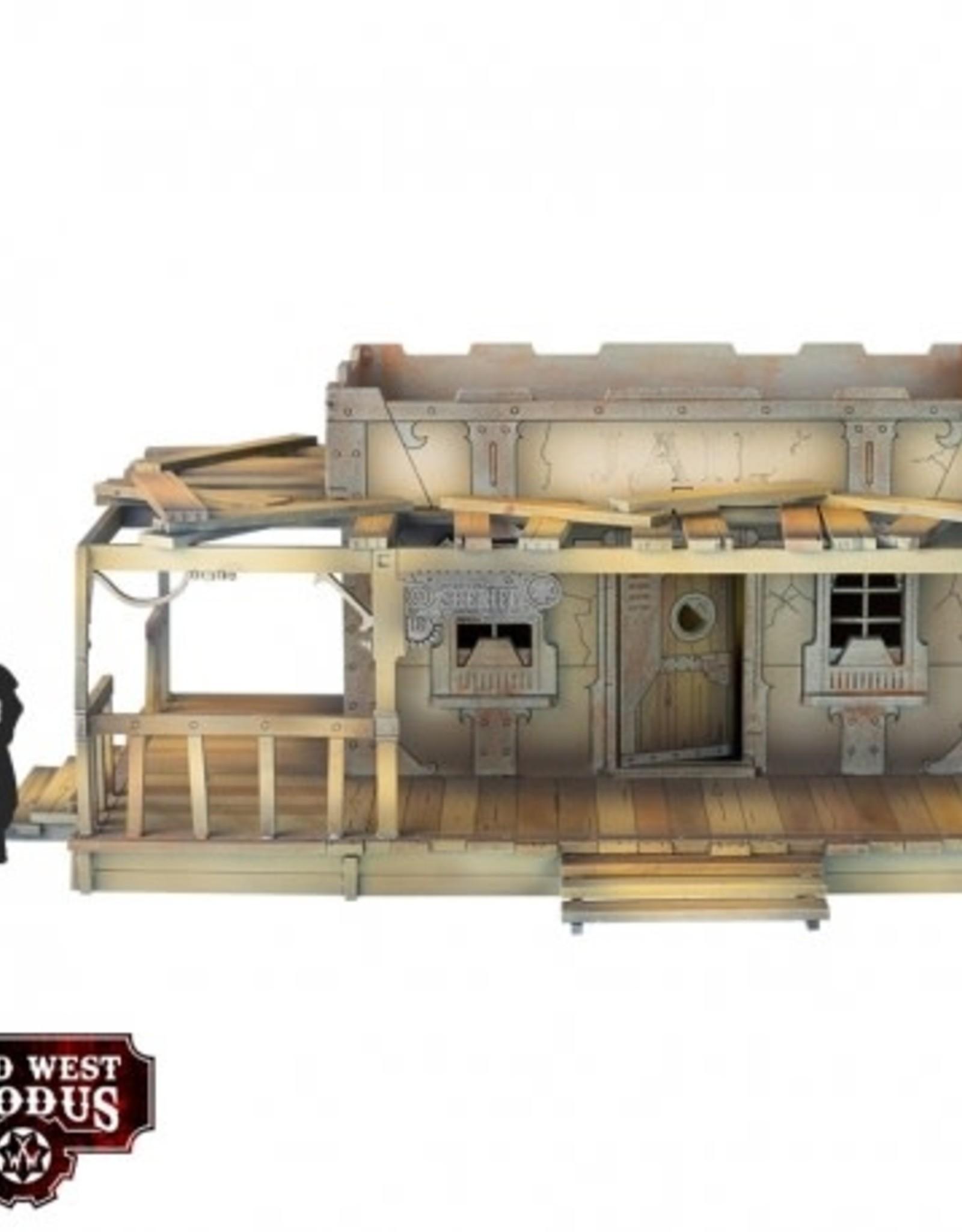 Warcradle Red Oak Jail