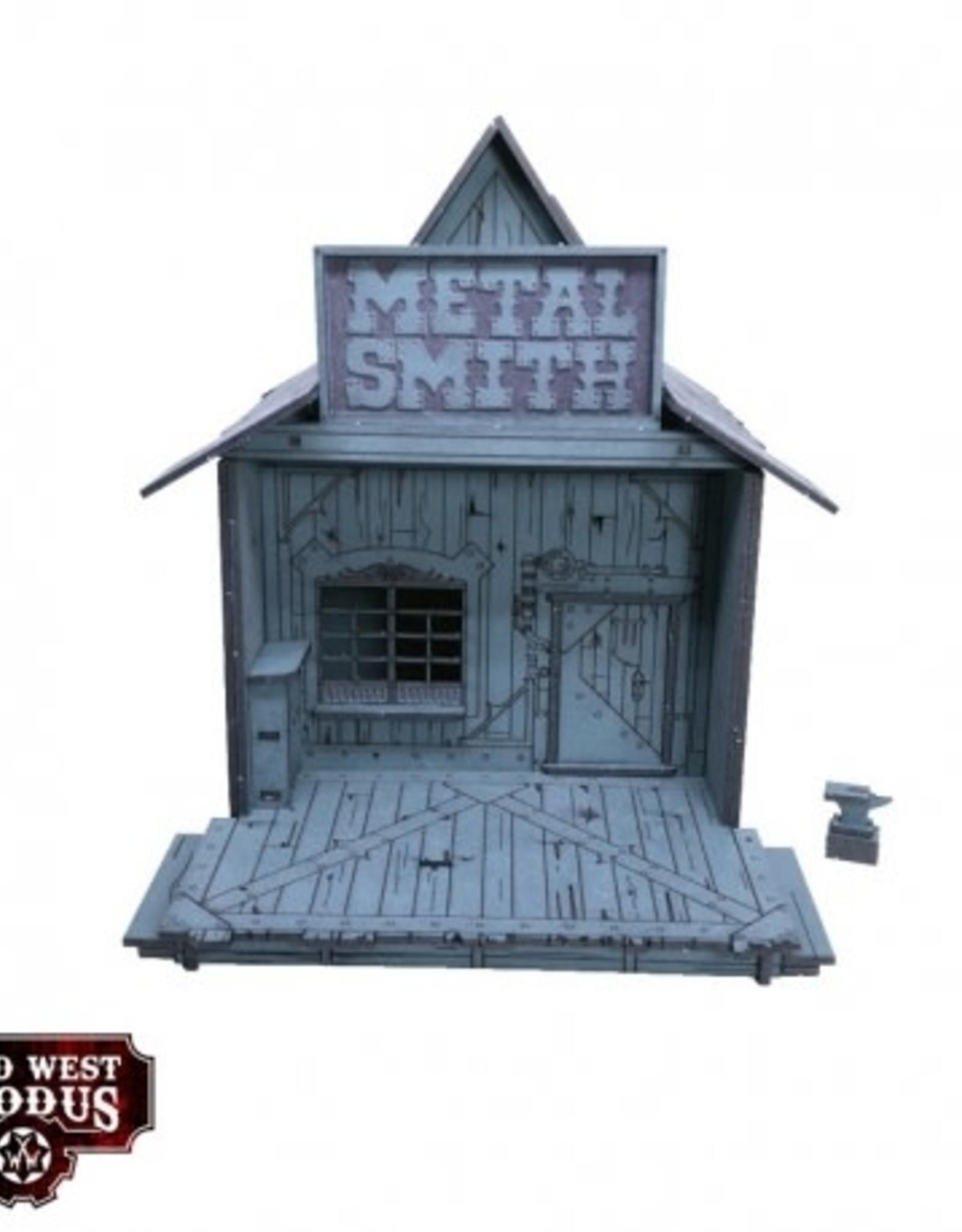 Warcradle Red Oak Metal Smith