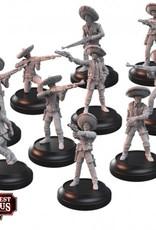 Warcradle Caballeros & Cazadores