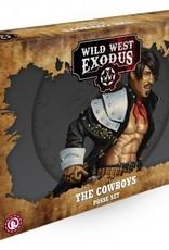 Warcradle The Cowboys Posse Box