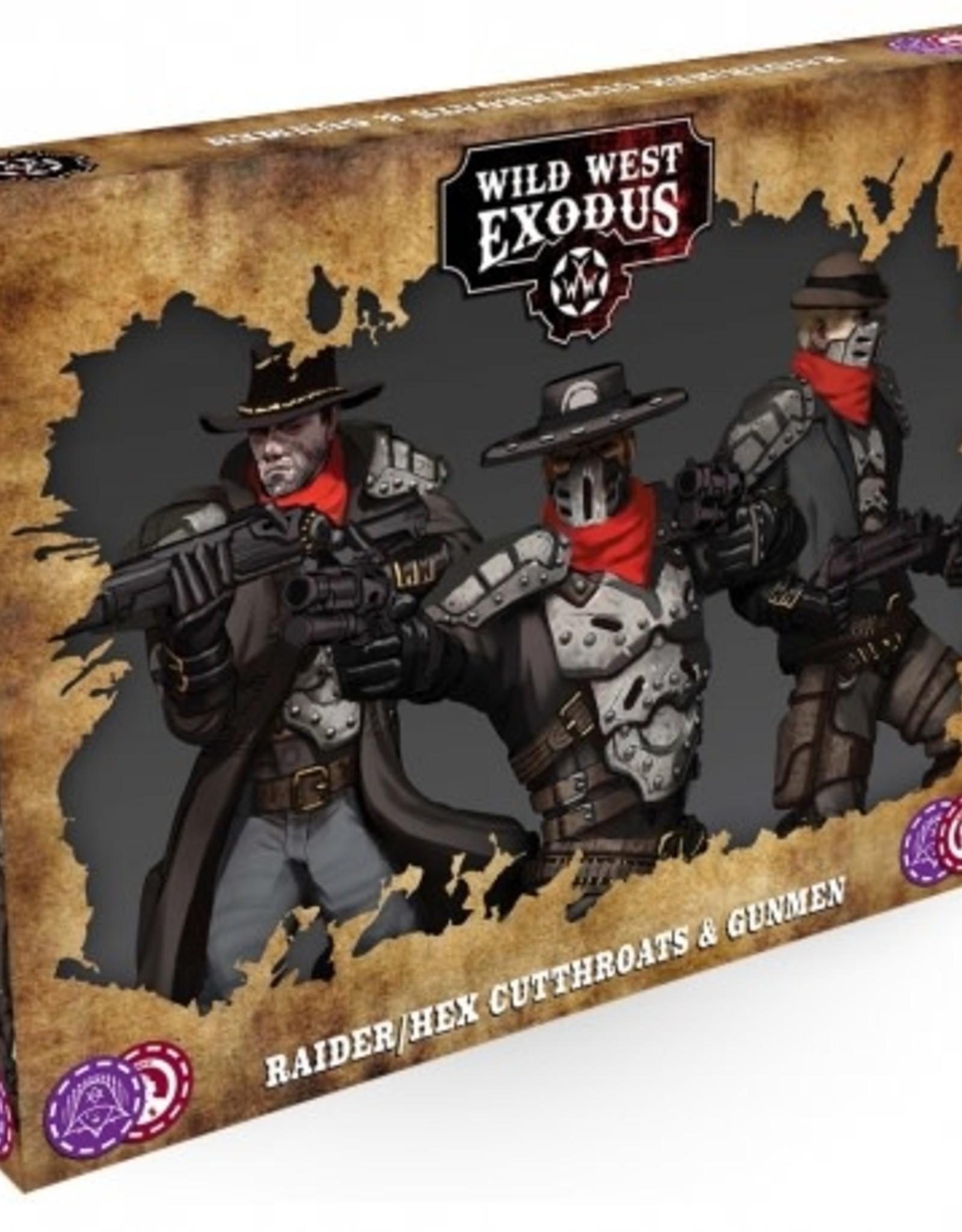 Warcradle Raider/Hex Cutthroats & Gunmen