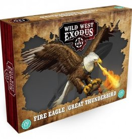 Warcradle Fire Eagle / Great Thunderbird