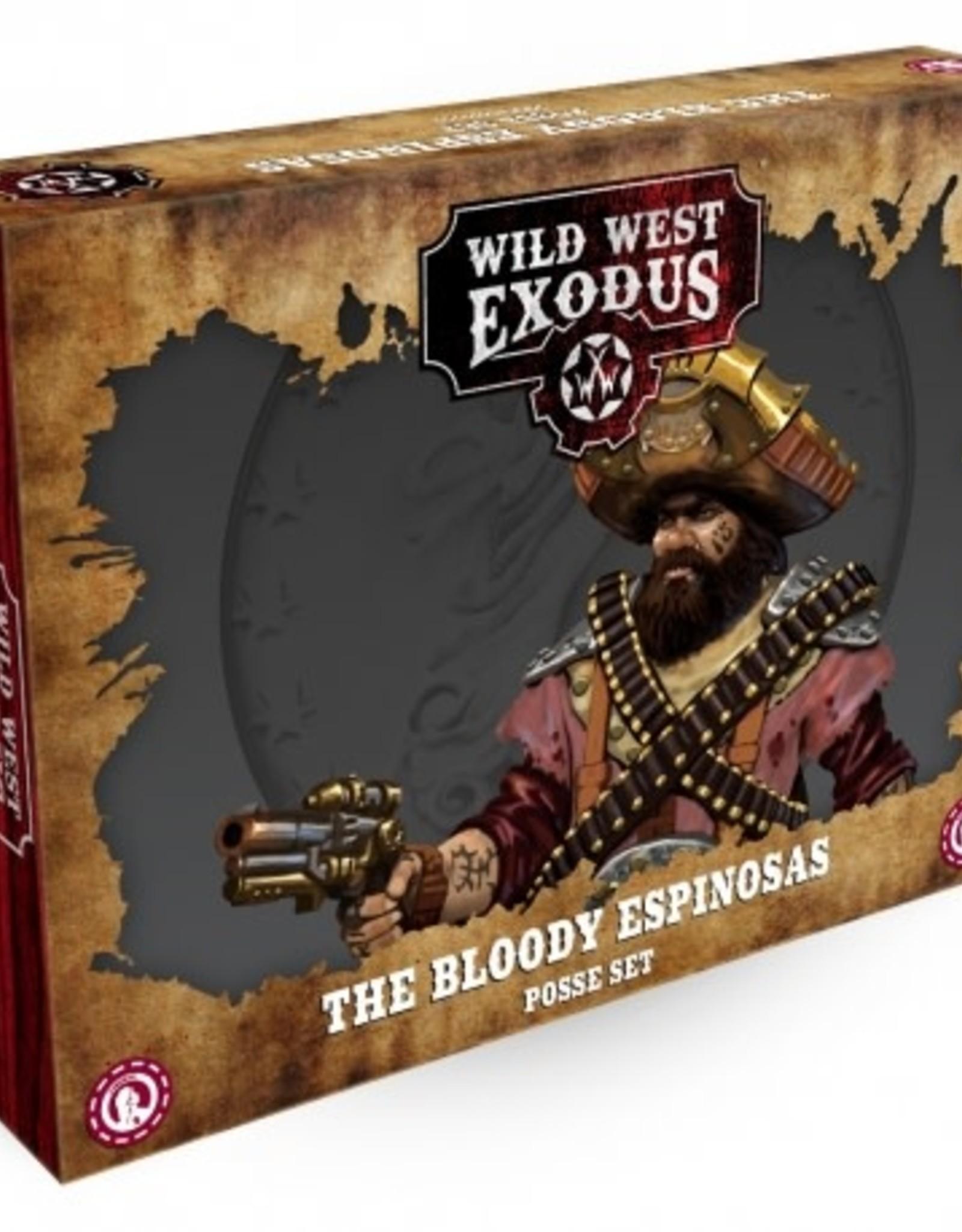 Warcradle The Bloody Espinosas Posse Box