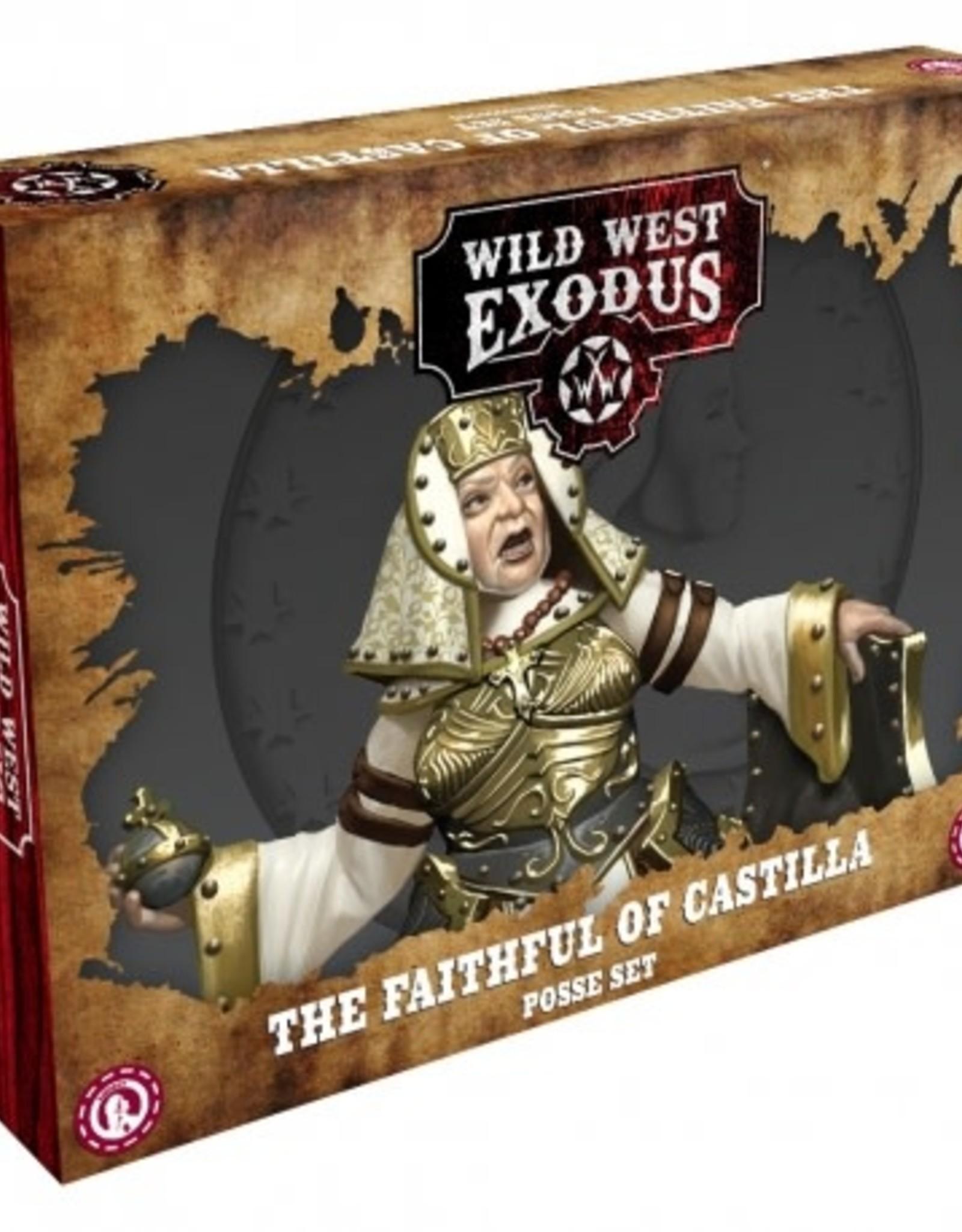 Warcradle The Faithful of Castilla Posse Box