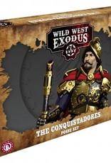 Warcradle The Conquistadores Posse Box