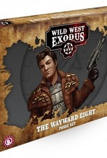 Warcradle The Wayward Eight Posse Box